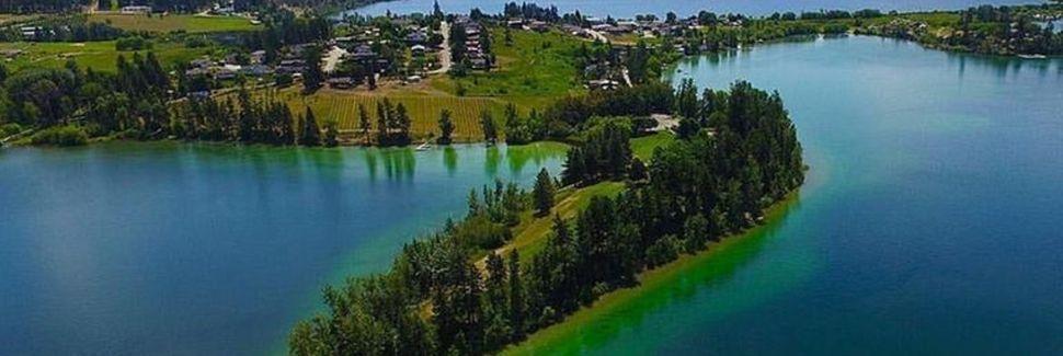 Campo de golf Kelowna Springs, Kelowna, Columbia Británica, Canadá