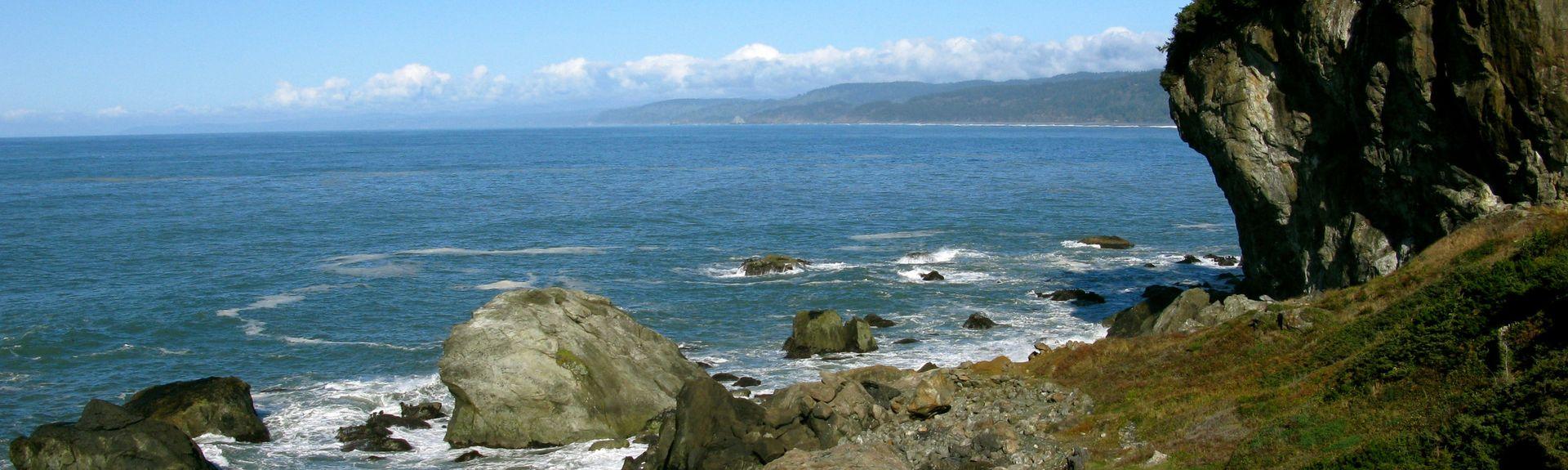 Pacific, Arcata, Californie, États-Unis d'Amérique