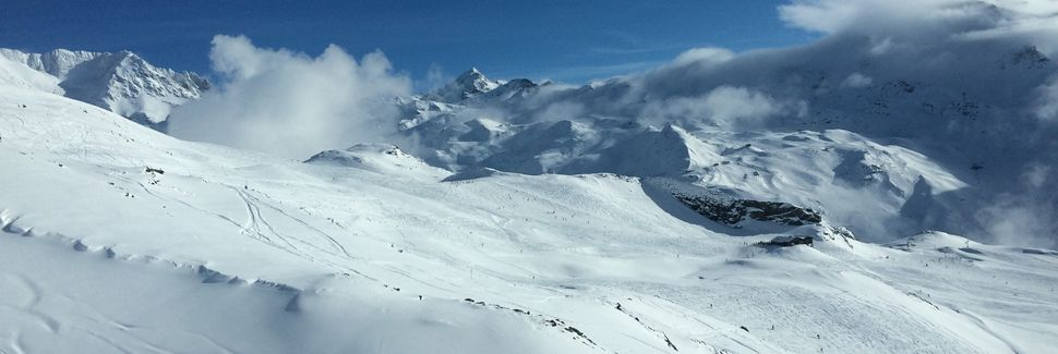 Montchavin, La Plagne-Tarentaise, Alvernia-Rodano-Alpi, Francia