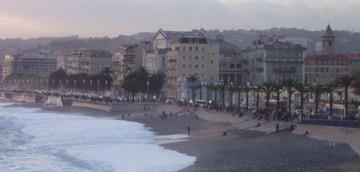 Nizzan satama, Nizza, Provence-Alpes-Côte d'Azur, Ranska