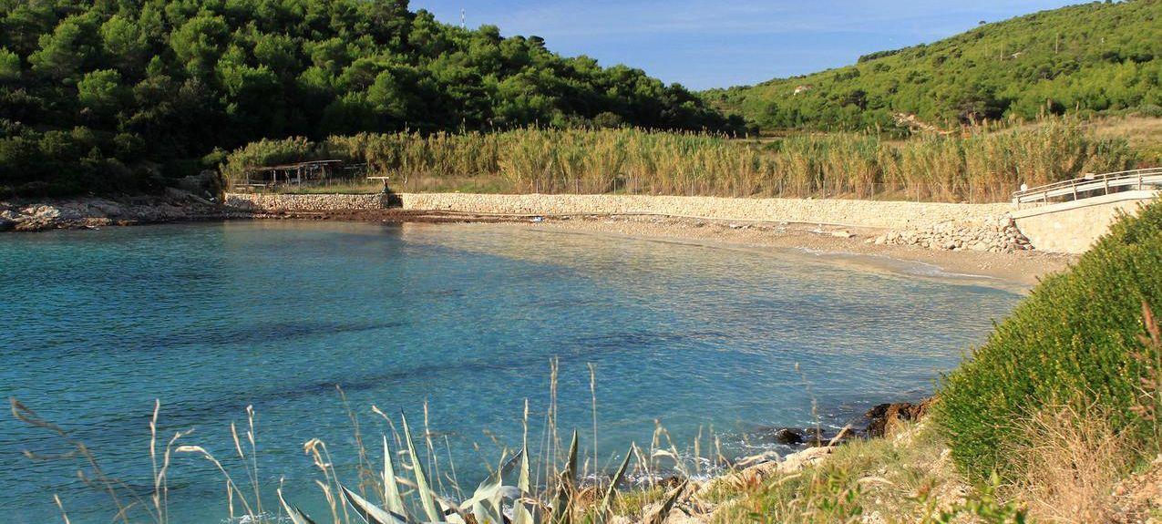 Hvars hamn, Hvar, Split-Dalmatiens län, Kroatien