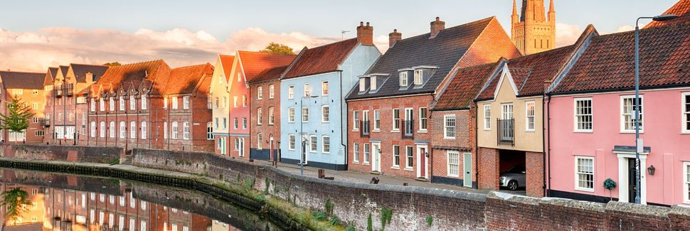 Norwich, England, UK