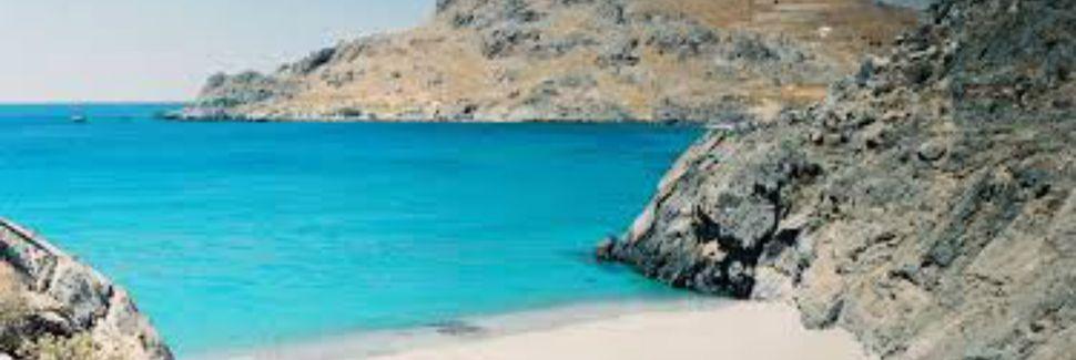 Triopetra, Kreta, Hellas