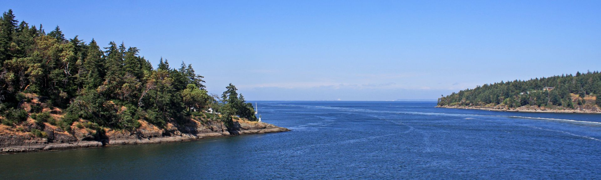 Gulf Islands, British Columbia, Canadá