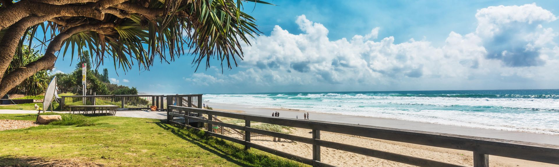 Coolum Beach, Sunshine Coast, Sunshine Coast Region, Queensland, Australia