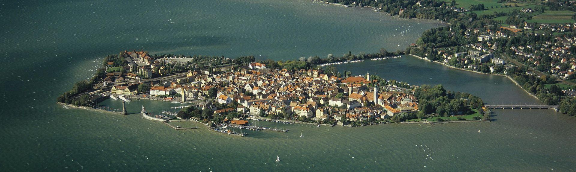 Giebelbach, Lindau (Bodensee), Bavaria, Germany