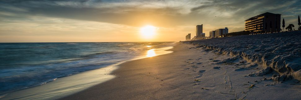 El Centro Beach, Panama City Beach, FL, USA