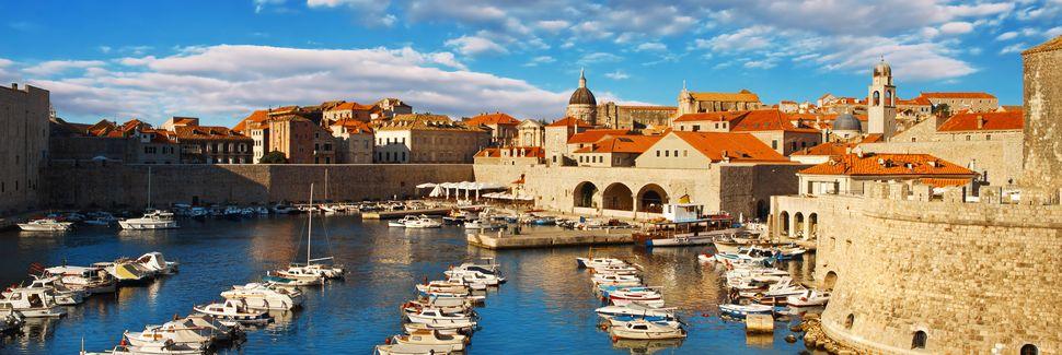 Municipality of Dubrovnik, Dubrovnik-Neretva, Kroatia