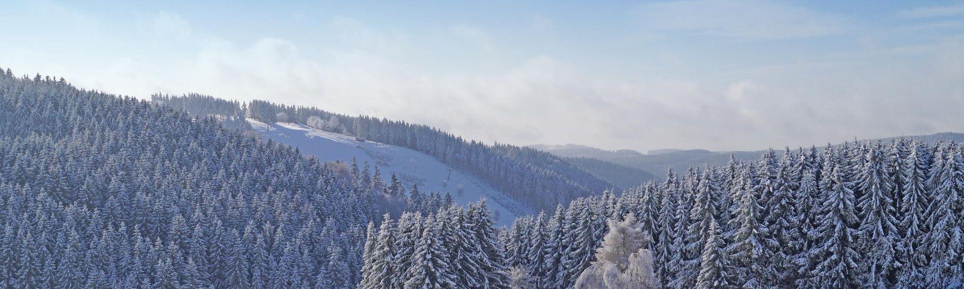 Bad Lauterberg im Harz, Basse-Saxe, Allemagne