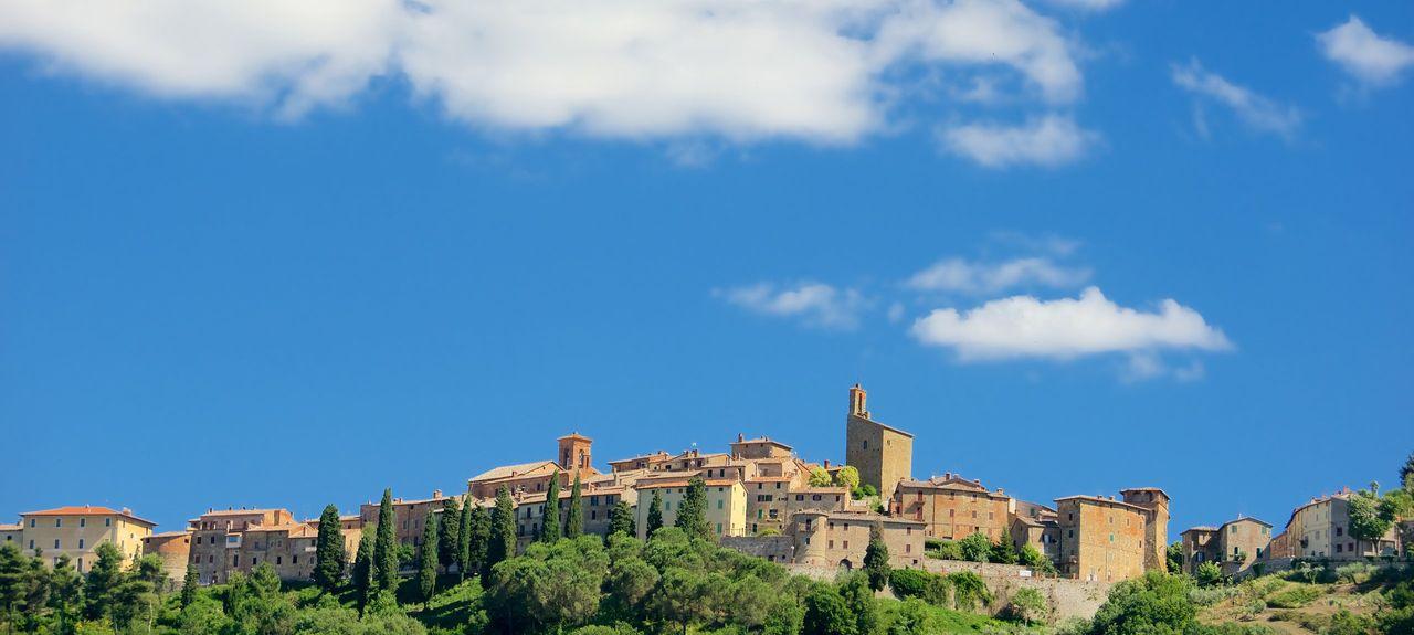 Chiusi, Siena, Tuscany, Italy