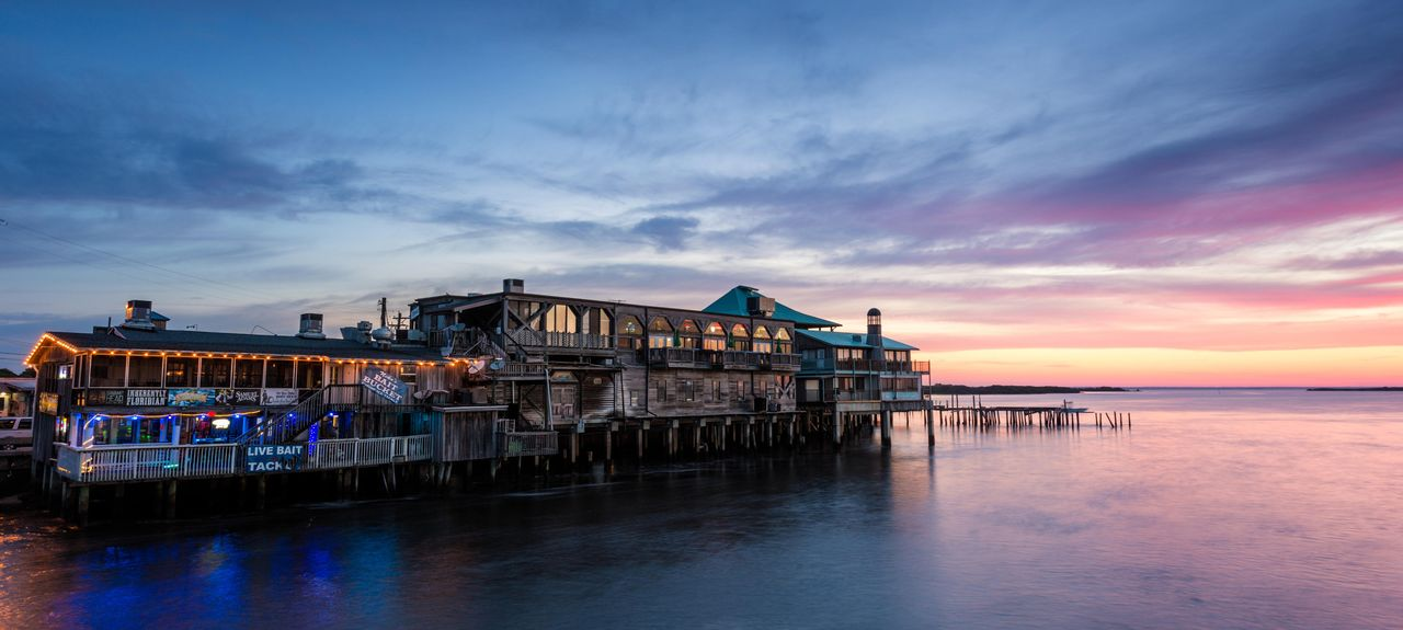 Cedar Key, FL, USA