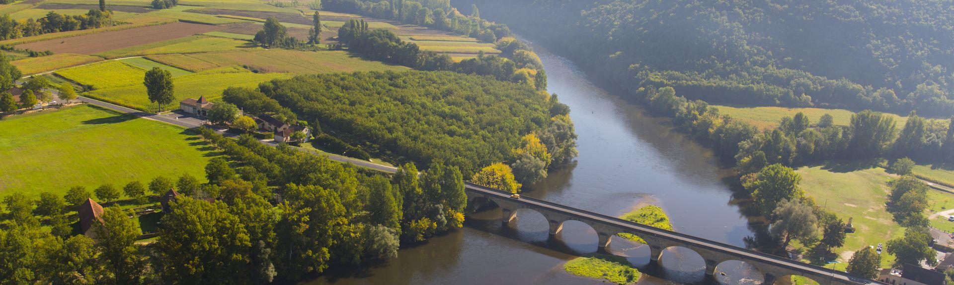Larzac, Dordogne, France