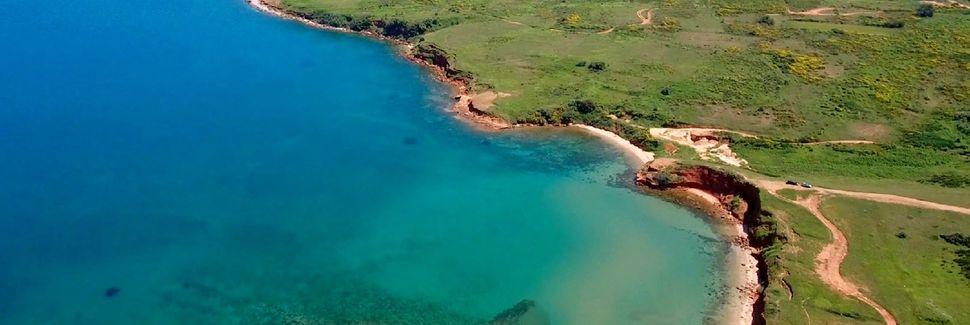 Parque Nacional de Paklenica, Starigrad, Zadar - Norte de Dalmatia, Croácia