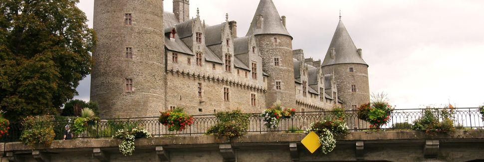 Saint-Malo-des-Trois-Fontaines, Bretagne, Frankrig