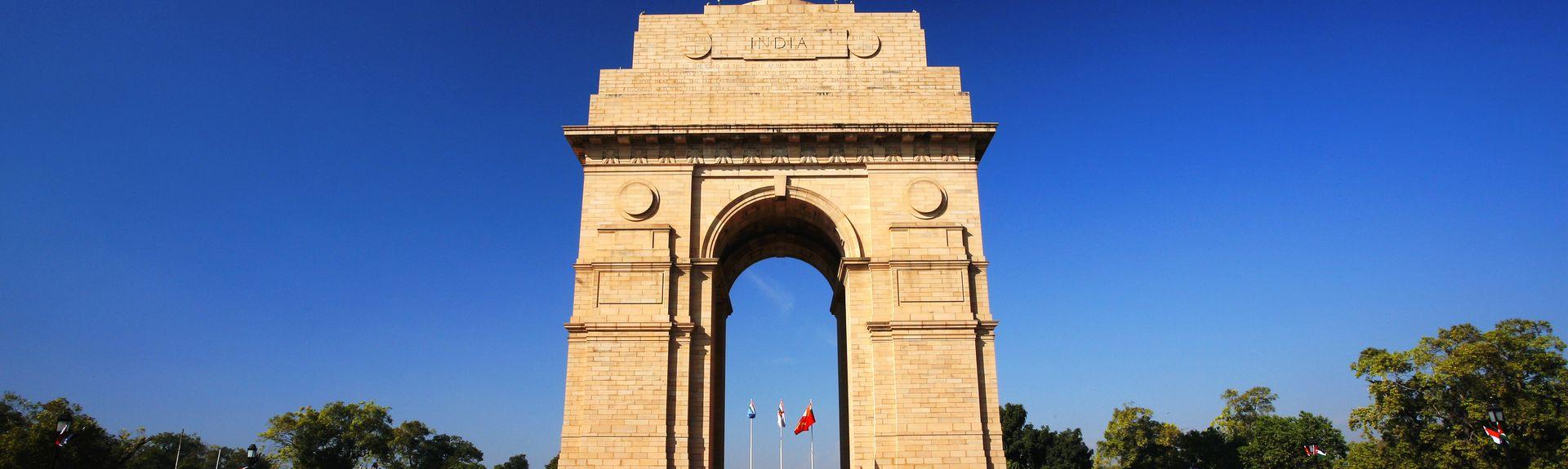 Νέο Δελχί, Δελχί, Ινδία