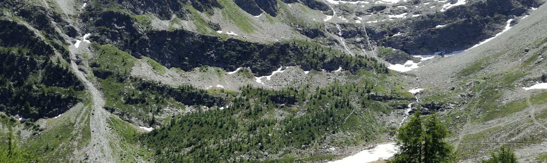 La Salle, Valle d'Aosta, Italia