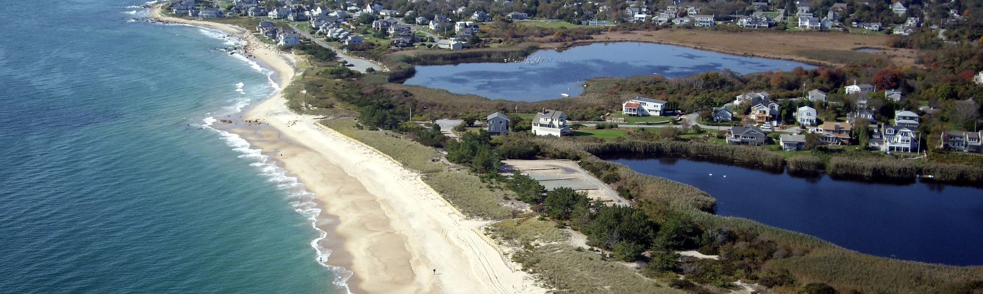Charlestown Town Beach, Rhode Island, United States of America