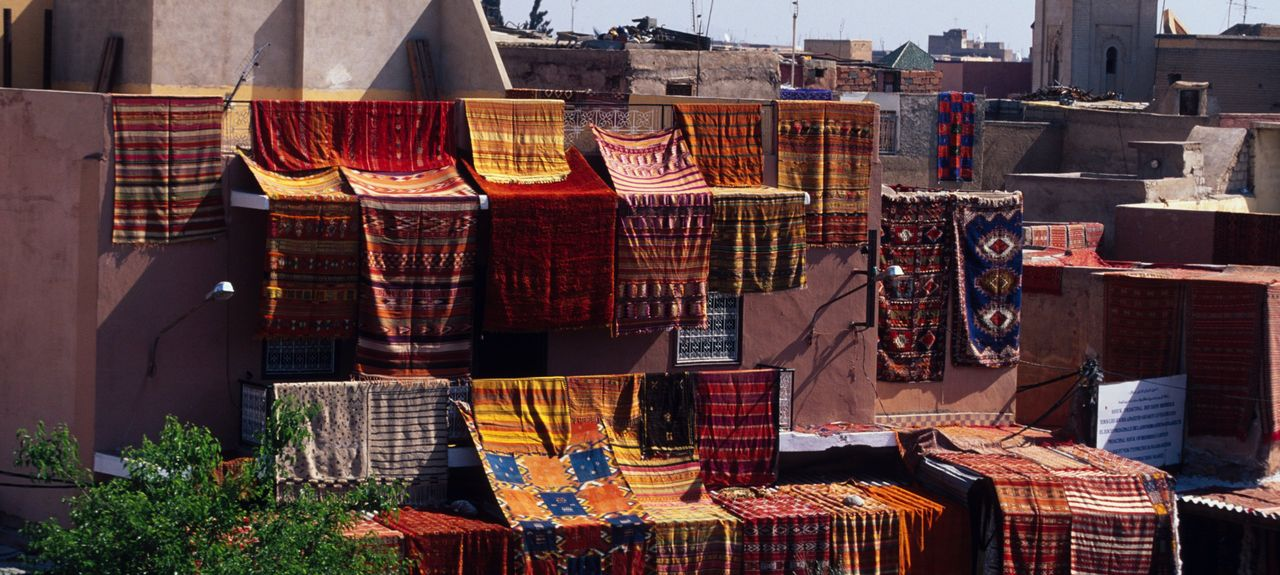 Marrakech, Province de Marrakech, Maroc