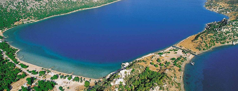 Kineta Beach, Kineta, Greece