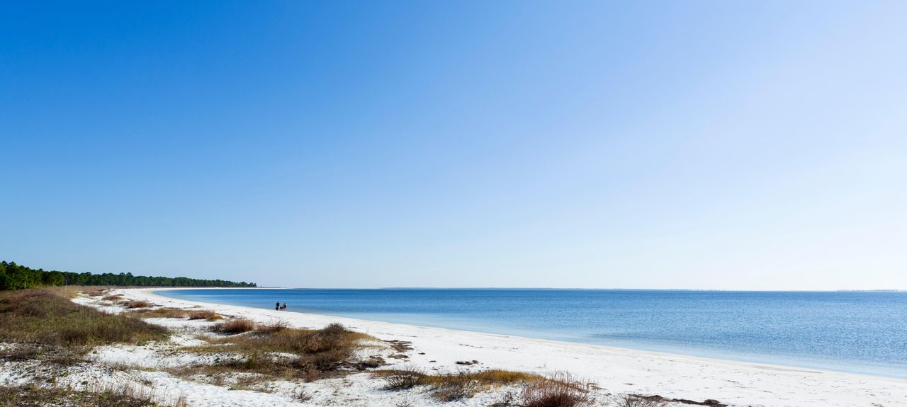 Carrabelle Beach, Florida, USA