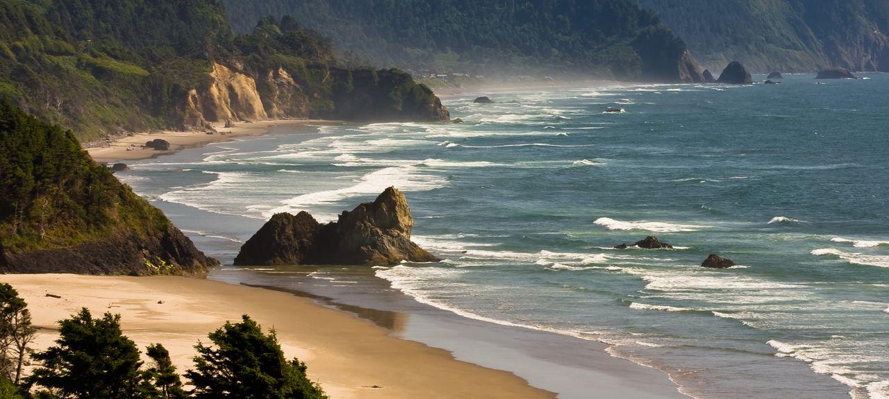 Coastal Oregon, USA