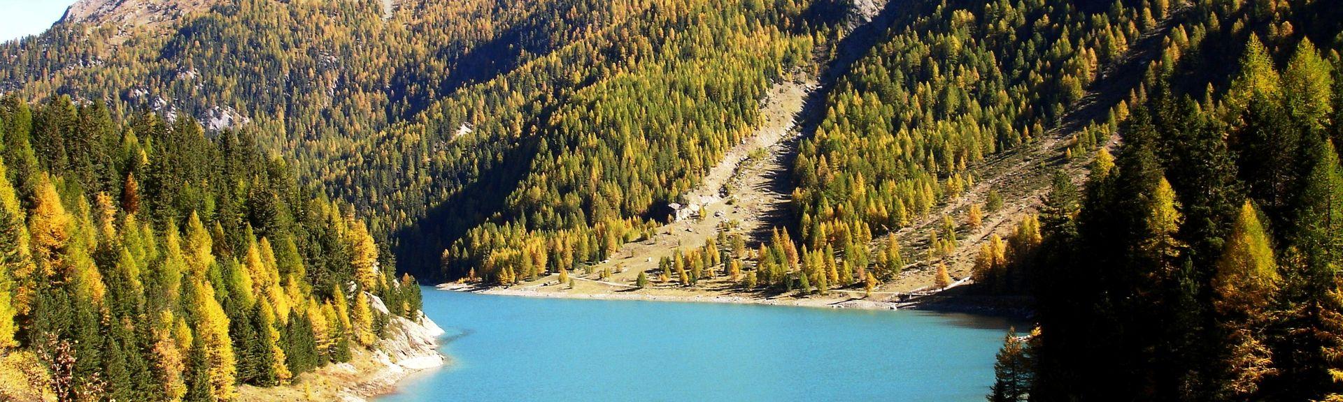 Prato allo Stelvio, Trentino-Zuid-Tirol, Italië