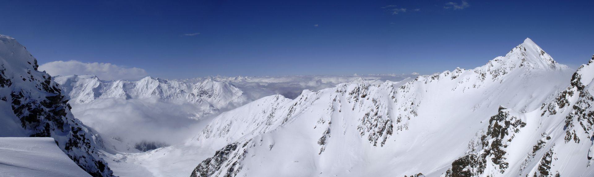 Hochzeiger Gondola, Jerzens, Tyrol, Austria