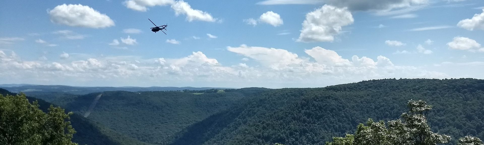 Coopers Rock State Forest, Bruceton Mills, West Virginia, United States