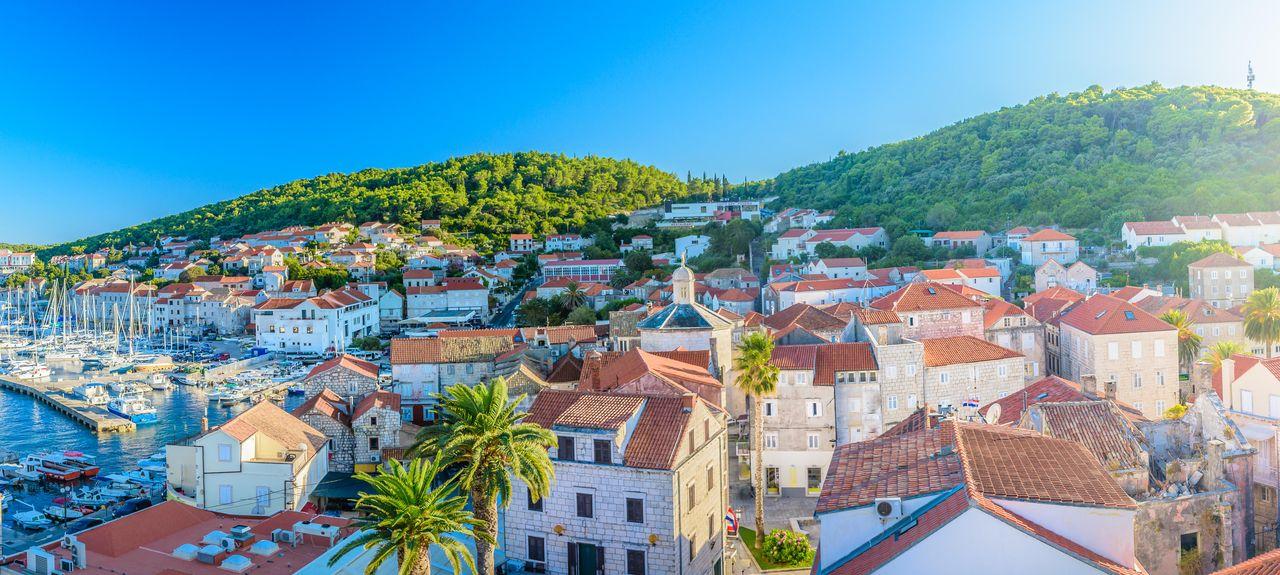 Korčula, Comitat de Dubrovnik-Neretva, Croatie