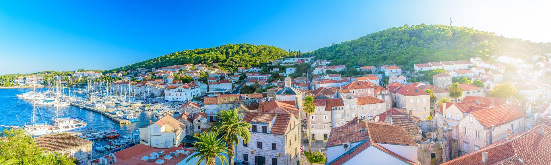 Korcula Island, Dubrovnik-Neretva, Croatia