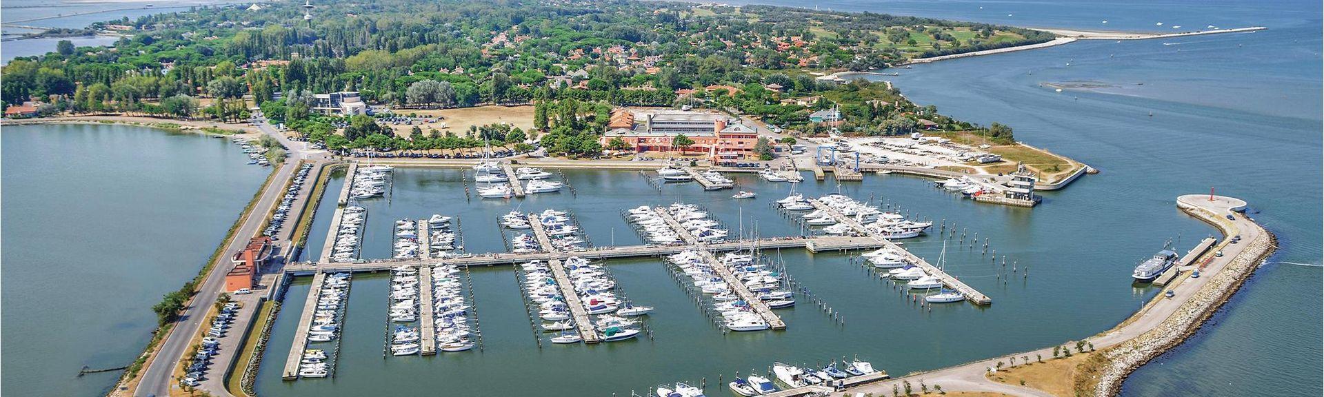 Sottomarina, Chioggia, Vêneto, Itália