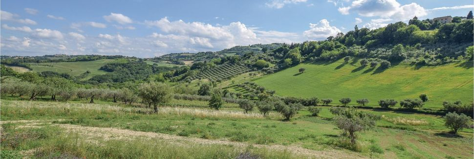 San Costanzo, Pesaro and Urbino, Marche, Italy