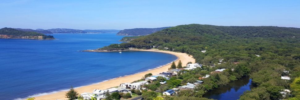 Pelican Island Nature Reserve, Woy Woy, New South Wales, AU