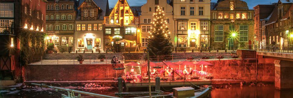 Lüneburg, Nedre Sachsen, Tyskland