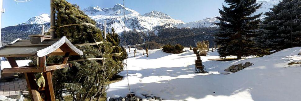 Tinizong-Rona, Surses, Grisões, Suíça