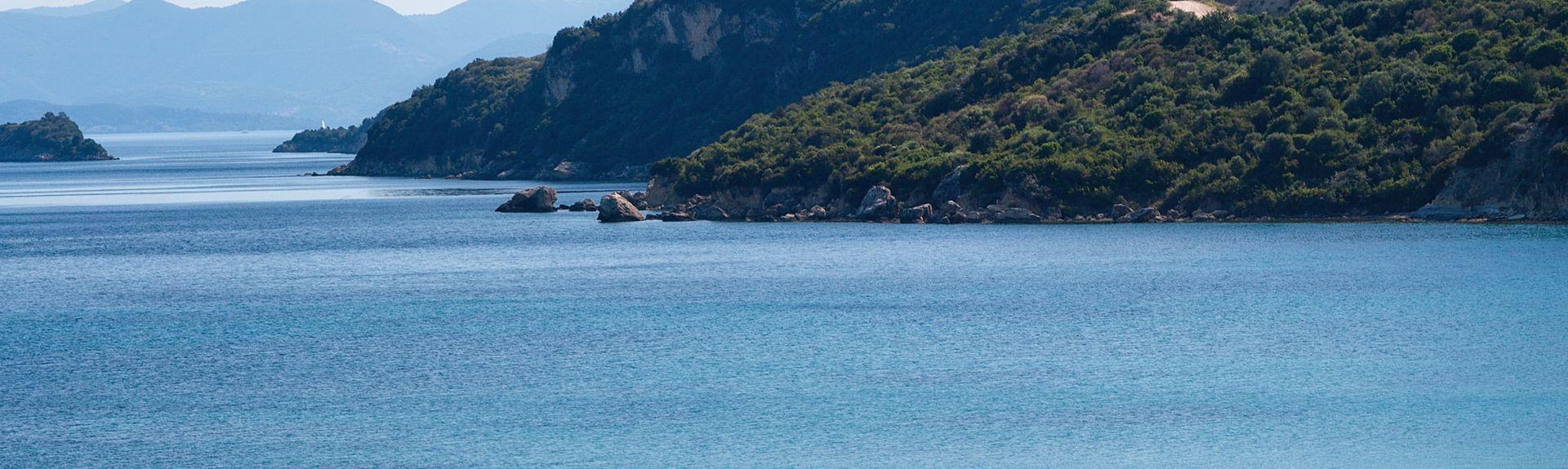 Anaktorio, Peloponnesos, Kreikka