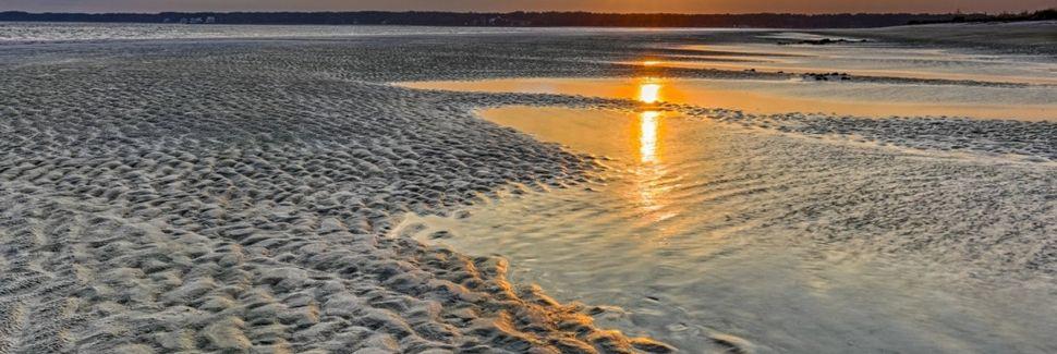 North Forest Beach, Hilton Head Island, Sør-Carolina, Forente Stater