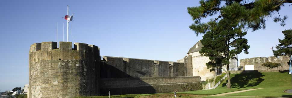 Brest, Bretagne, Frankreich