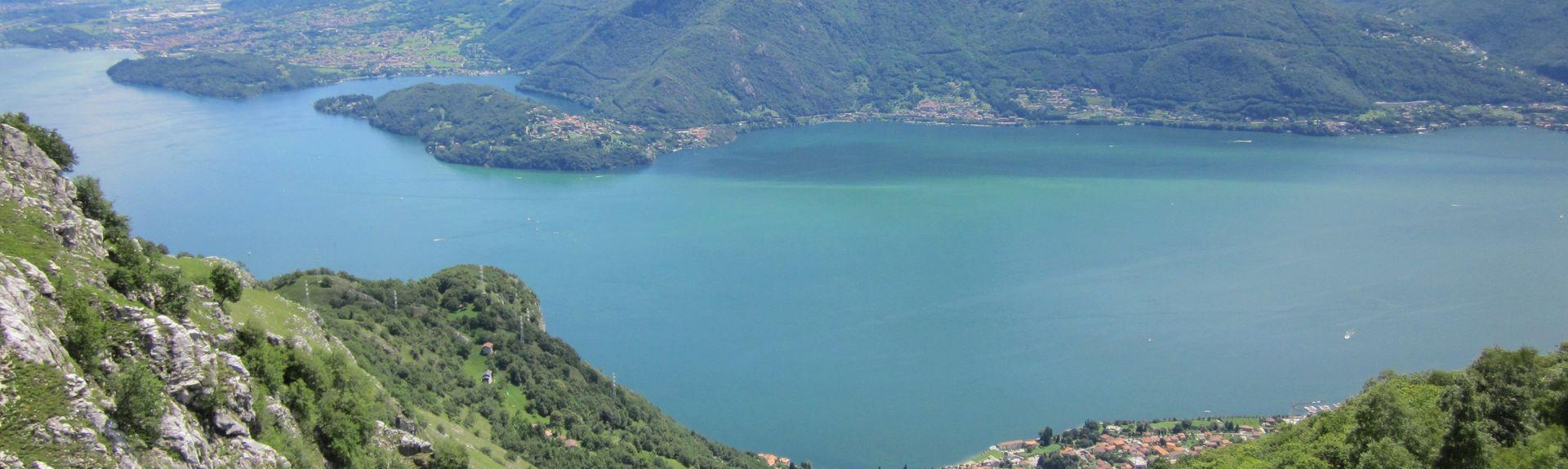 San Gregorio, Gravedona, Lombardie, Italie