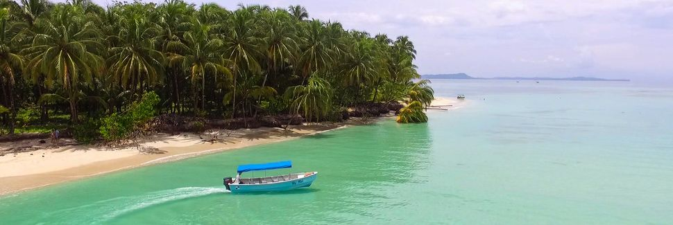 Carenero Island, Bocas del Toro, Panama