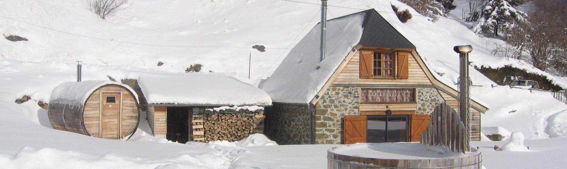 Cier-de-Luchon stasjon, Cier-de-Luchon, Occitanie, Frankrike