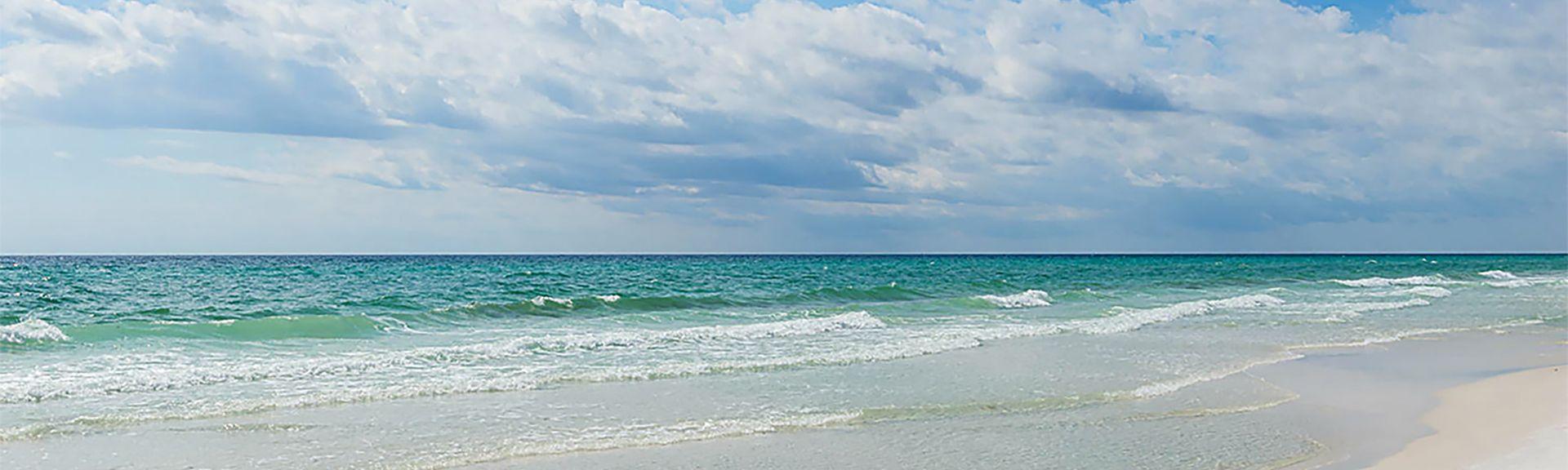 Gulf Place Cabanas, Santa Rosa Beach, FL, USA