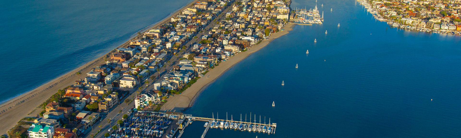 Naples Island, Long Beach, California, United States of America