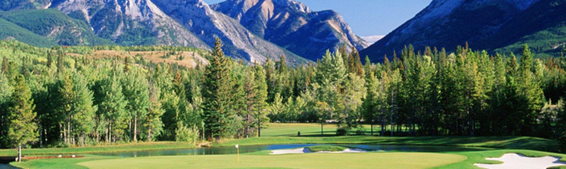 Chutes Bow, Banff, Alberta, Canada