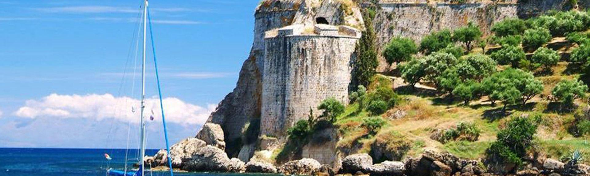 Aristomenis, Messini, Peloponnesos, Grekland