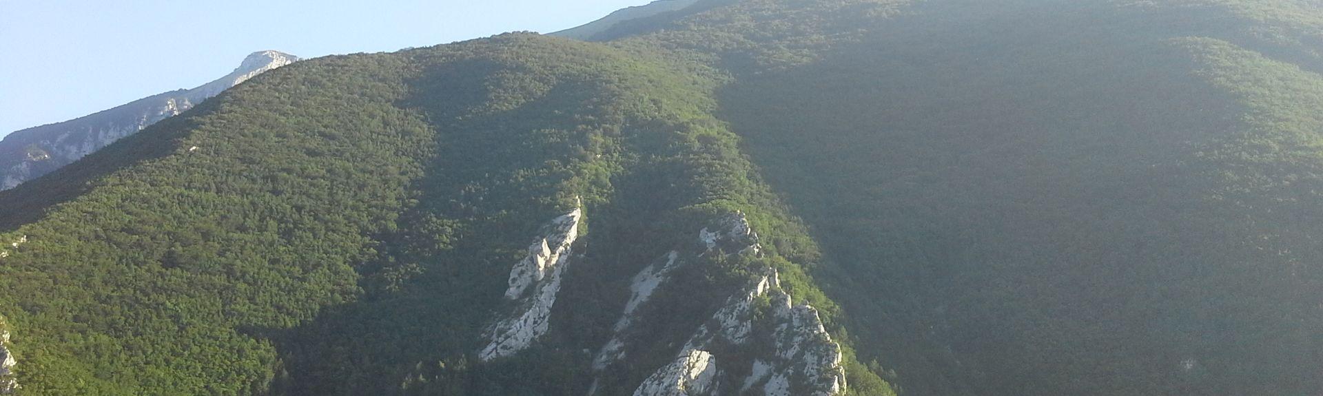 San Liberatore a Maiella, Abruzzo, Italy