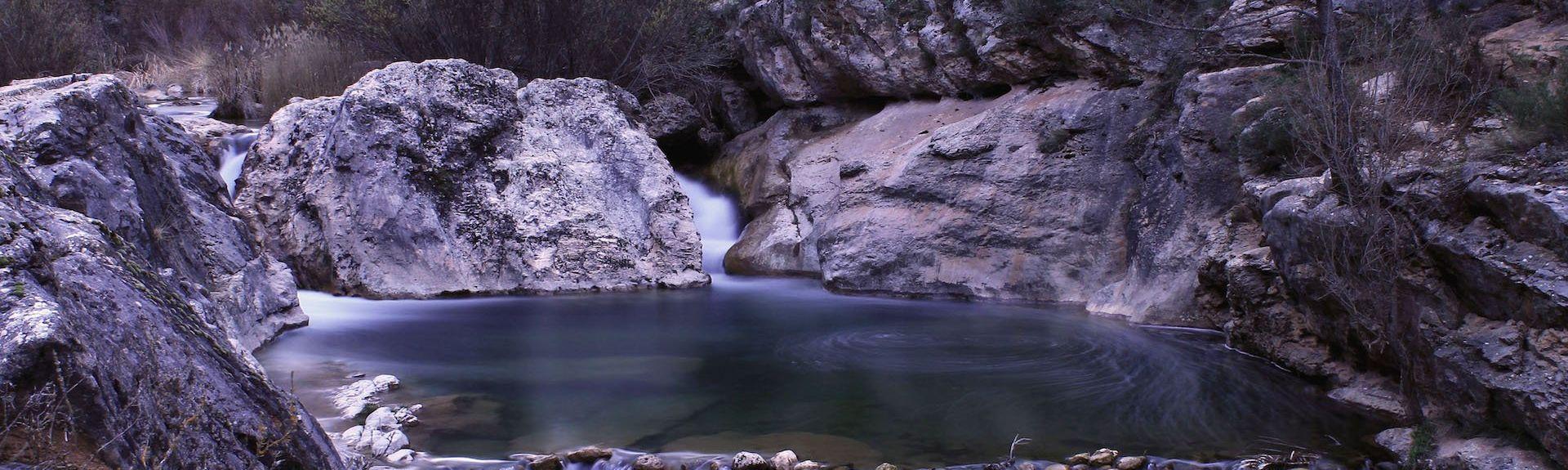 Siles, Andalousie, Espagne