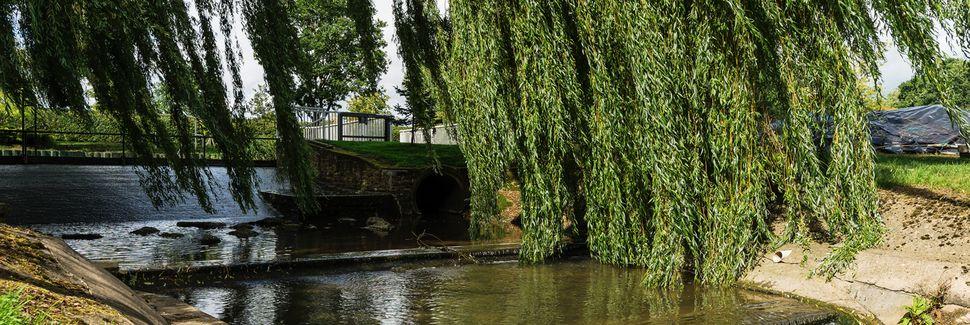 Malvern Hills District, Worcestershire, UK