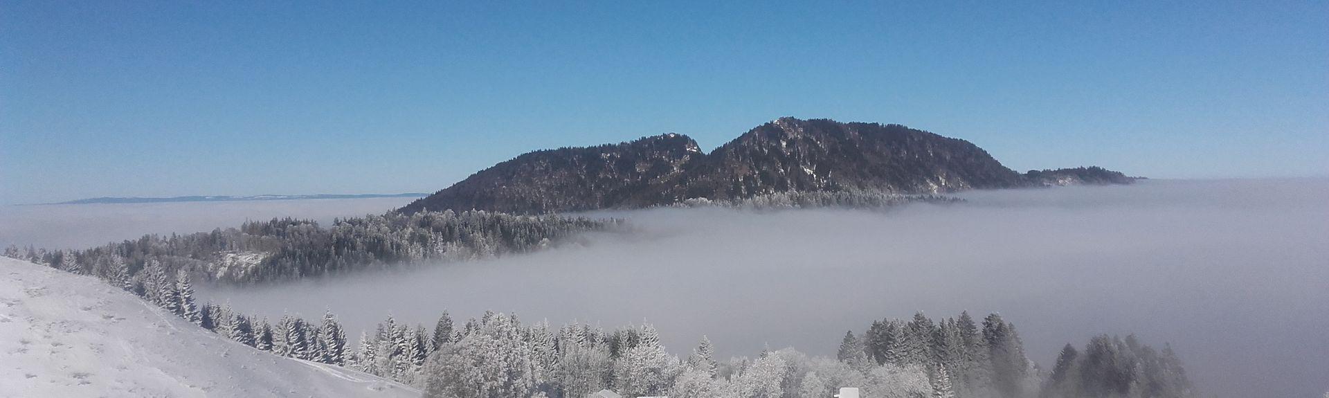Bogève, Haute-Savoie (département), France
