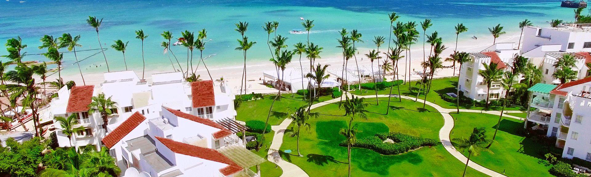 Playa Turquesa (Punta Cana, La Altagracia Province, République dominicaine)